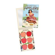 theBalm® cosmetics - How 'Bout Them Apples - Birchbox