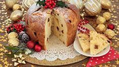 A mennyei panettone eredeti receptje - Igazi olasz specialitás - Recept Christmas Sweets, Christmas Baking, Christmas Fruitcake, Panettone Cake, Traditional Christmas Food, Cocina Natural, Sugar Icing, Sem Lactose, Pasta Recipes