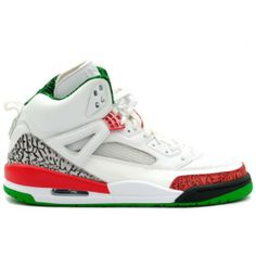 finest selection 2501c 1b252 315371 161 Air Jordan Spizike White  Red  Green httpwww.