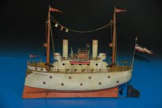 Great antique boat