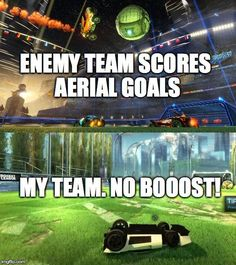 Rocket League Meme   For me awesome content:  Follow me at Twitch.tv/CraigQuest Follow me at Twitter.com/CraigQuestGames