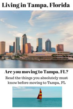 Wonder what living in Tampa, FL is like? Moving to Tampa? Read a mom's perspective on Tampa Florida #livingintampa #movingtotampafl