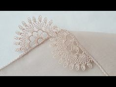 Dress Neck Designs, Needle Lace, Cutwork, Baby Knitting Patterns, Doilies, Needlework, Diy And Crafts, Sewing, Crochet