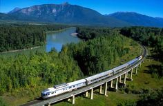 Trans-Siberian railway.Part of the longest railway system in the world, the classic Trans-Siberian railway runs from Moscow to Vladivostok, a city near Russia's borders with China and North Korea.
