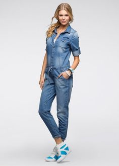 Jeans-Overall, RAINBOW