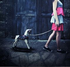 Photo Manipulations by Lara Zankoul http://www.cruzine.com/2013/05/13/photo-manipulations-lara-zankoul/