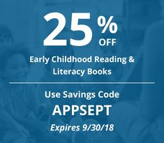 Reading and Literacy Communication Development, Play To Learn, Young Children, Early Childhood, Literacy, Encouragement, September, Campaign, Coding