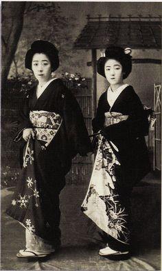 japan #kimonos