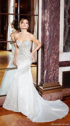 Moonlight Couture Spring 2016 Wedding Dresses   Wedding Inspirasi