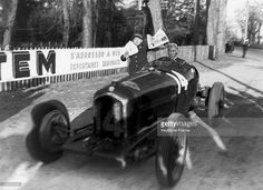 GP PAU 1935 - Alfa Romeo P3 #14 of Tazio Nuvolari ( Winner First Place)