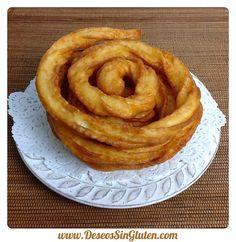 Deseos Sin Gluten: CHURROS SIN GLUTEN