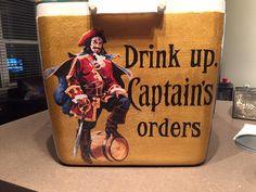 captain morgan fraternity cooler