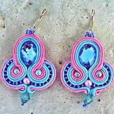 Jewelery, Crochet Earrings, Design, Handmade, Sun, Jewlery, Jewels, Hand Made, Jewerly