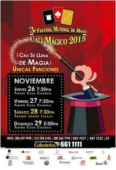 Cali Mágica 2015 Cali
