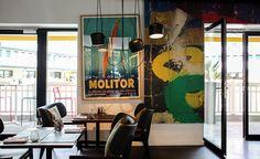 Molitor, Paris - Inside Closet
