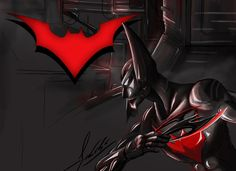 Batman Beyond 01 by FeelThesunshinE on DeviantArt