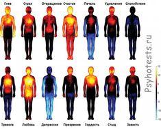 Энергетическая карта эмоций человека Как выглядит энергетическое тело человека при переживании им разных эмоций? Теперь это можно увидеть во всех подробностях.  http://psyhotests.ru/archives/6886
