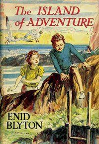 The Adventure Series - Enid Blyton...Love these books my Grandad read them to my mum and my mum read them to me when I was a child.