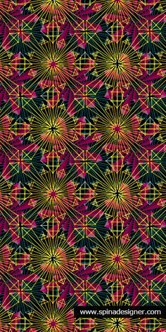 "#PRINT #PATTERN #DESIGN #MODA #FASHION #ESTAMPA ""Malha Geométrica I"", disponível para compra na Be Diff"