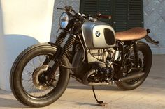 """Corb Motorcycles BMW R75/6 """"Irreverend"""""""