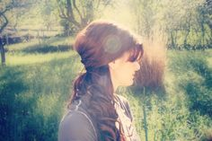 Half Up Criss-Cross Hair Tutorial | Ma Nouvelle ModeMa Nouvelle Mode