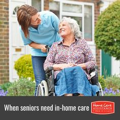 Signs Your Elderly Loved One Needs At-Home Care