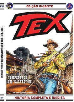"""Tex Gigante - """"Tempestade em Galveston"""""""