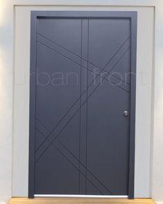 Urban Front - Contemporary front doors UK   designs e-range   root