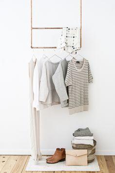 Beautiful Ankleidezimmer selber bauen Manchmal braucht man ja eine wirklich kleine Garderobe Sie soll in eine Nische reinpassen welche etwa unkonventionell ist