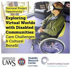 """Indeed inspiration for my immersive virtual world project, """"Virtual STI Laboratory Training, Lab Career Recruitment and Retention (VLTC) Project"""" Training Classes, Happenings, Public Health, Higher Education, Virtual World, Disability, 3 D, Career, University"""