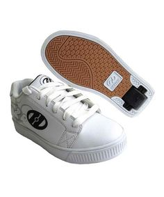 Take a look at this White & Black Dreamer Sneaker by Heelys on #zulily today!