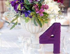 Inspired By Purple Wedding Ideas - Inspired By This