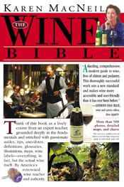 The Wine Bible. A must have for anyone who wants to learn more about wine.