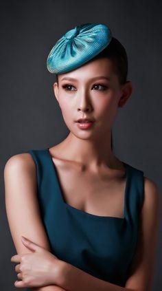739e232a Karen Morris Milliner   Headwear ❤ Buntal, Crinoline, Jinsin, Silk ...