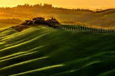 Asciano - Tuscany - Italy