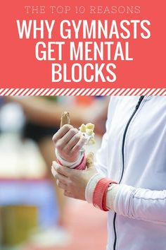 Top 10 Reasons Why Gymnasts Get Mental Blocks - Complete Performance Coaching Gymnastics Levels, Gymnastics Academy, Boys Gymnastics, All About Gymnastics, Gymnastics Tricks, Gymnastics Skills, Gymnastics Coaching, Gymnastics Quotes, Gymnastics Training