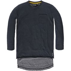Rien Boys Hi Tee, Grey Dark