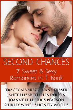 Second Chances - featuring Sweet & Sexy books from 7 New Zealand authors.