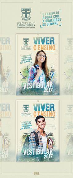 Confira este projeto do @Behance: \u201cCampanha de Vestibular USU - Rio de Janeiro.\u201d https://www.behance.net/gallery/43252165/Campanha-de-Vestibular-USU-Rio-de-Janeiro