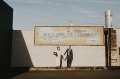 Katie + Ben's Portland Salt Warehouse Wedding : Phil Chester