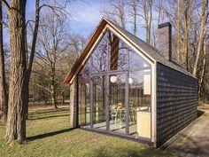 Archidat Architectuur - projecten - Recreatiewoning - ?type=Projecten