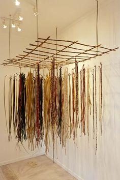 weaving hui new zealand - Google Search Flax Weaving, Basket Weaving, Abstract Sculpture, Wood Sculpture, Bronze Sculpture, Turner Contemporary, Maori Designs, Maori Art, Seashell Crafts