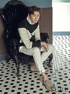 Choi Daniel - Sure Magazine August Issue Choi Daniel, World Radio, Short Legs, Me Tv, Big Men, Korean Actors, Kicks, Hipster, Singer