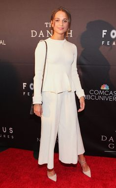 Alicia Vikander's Best Looks | Vogue Paris