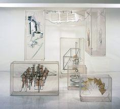 Jasper Johns, Set elements for Walkaround Time, 1968. Collection Walker Art Center, T. B. Walker Acquisition Fund, 2000.