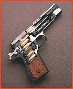 Colt 1911 Cut-Away - Rgrips.com