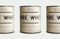 One Nutrition is a Danish brand of supplements for athletes designed by Andreas Engelbreckt Kamp Bünger.