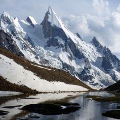 Laila (Juliet) Peak - Karakoram