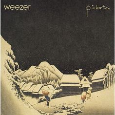 Weezer - Pinkerton (CD), music Hypnagogic Pop, Rivers Cuomo, Rock Album Covers, Pink Triangle, Rock In Rio, Weezer, Great Albums, Band Posters, Album Songs