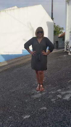 Mary's Big Closet: Khaki Dress